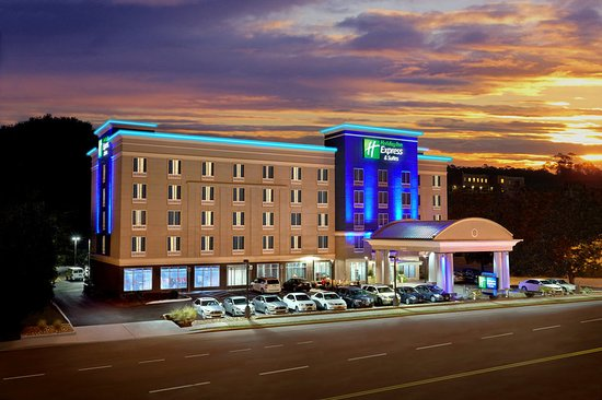 Holiday Inn Express Hotel & Suites Knoxville West - Papermill Dr: Hotel Exterior