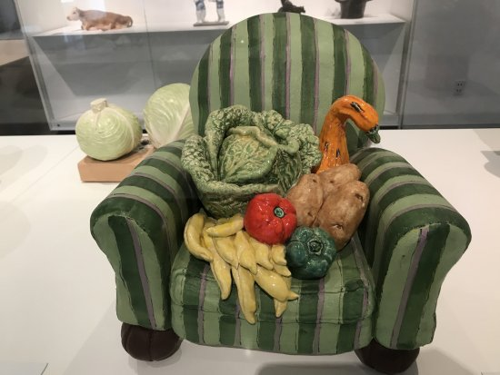 Gardiner Museum: modern ceramic artistry