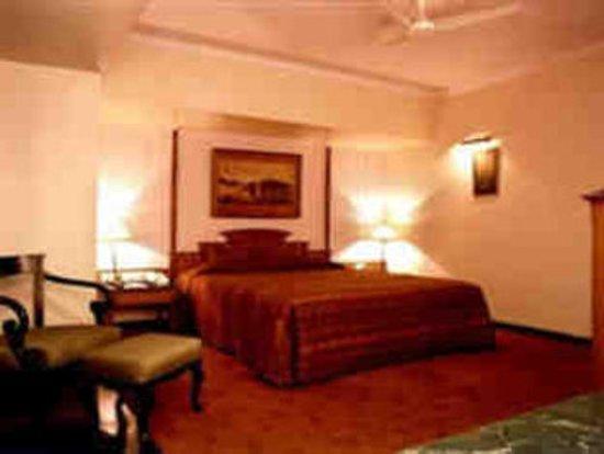 Le Meridien Hotel: Guest Room