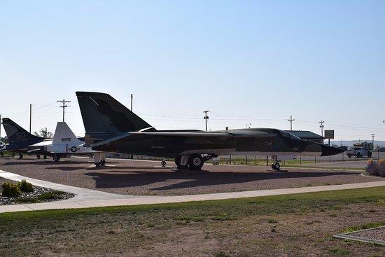 South Dakota Air and Space Museum : FB111
