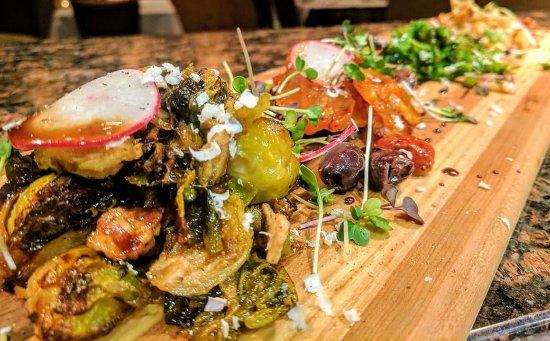 Victor, Estado de Nueva York: Meat & Tomottos