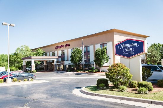 Hampton Inn Oklahoma City/Edmond: Hotel Exterior