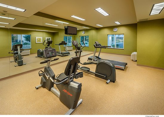 Holiday Inn Express Red Bluff - South Redding Area: Fitness Center