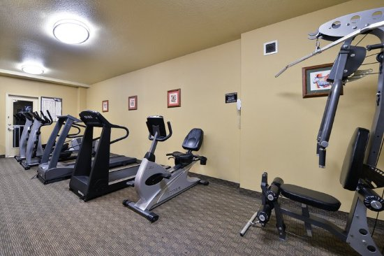 Gladstone, OR: Fitness Center