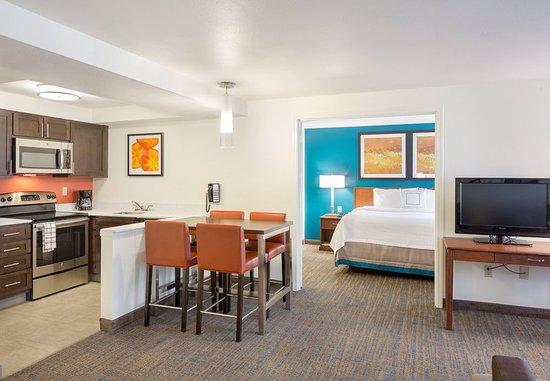 Residence inn portland hillsboro updated 2017 prices - 2 bedroom suites portland oregon ...