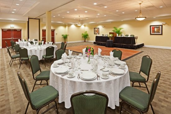 Holiday Inn & Suites Beaufort at Highway 21: The Ballroom accommodates events up to 300 guests