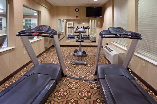 Lebanon, IN: Fitness Center