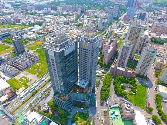 Windsor Hotel Taichung : 感受台中城市的脈動