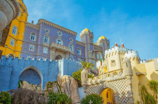 Private Full-Day Sintra, Cabo da Roca ...