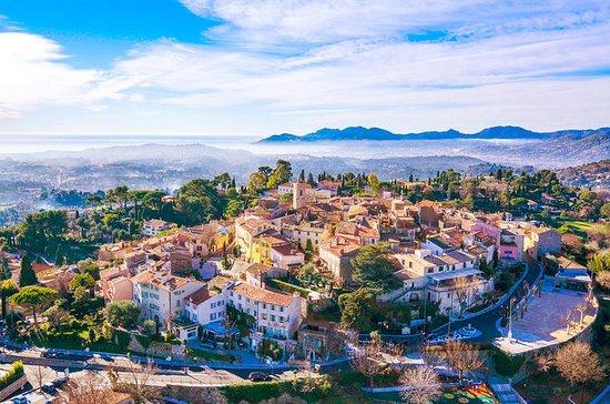 Franske Riviera Villages og Countryside...