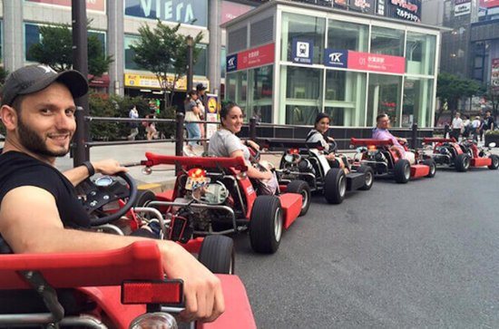 Tokyo Go-Kart Rental with Local Guide...