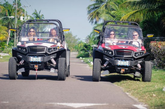 Island Jeep Tour from Nassau