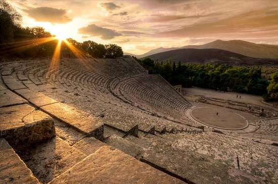 Visite privée d'Argolida: Excursion...