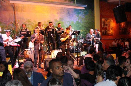 Bogota Salsa Tour Including Dance Lesson