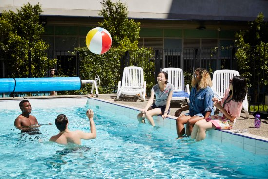 Student village melbourne condominium reviews australia tripadvisor for Melbourne university swimming pool