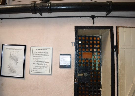 Old Jail Museum: A few pictures from our tour.