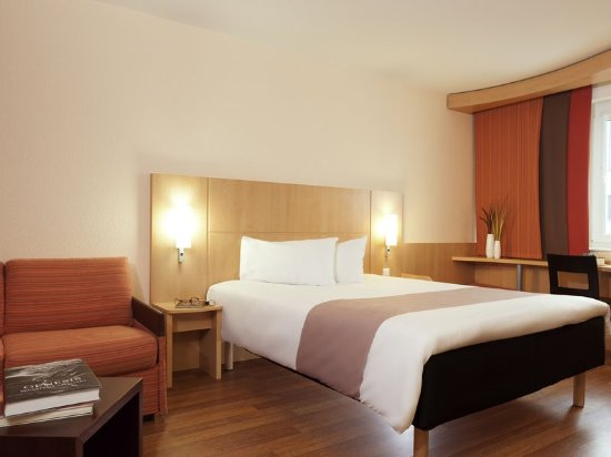 Ibis Konstanz Hotel : Guest Room