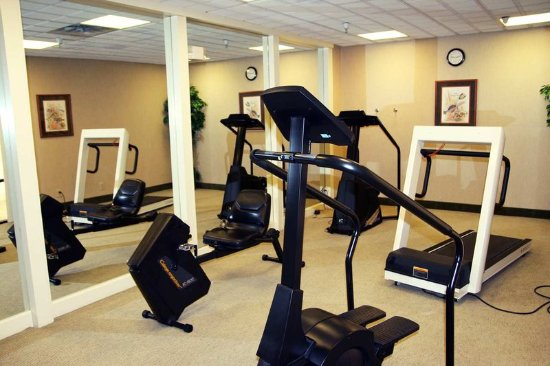 Seaford, DE: Fitness Center