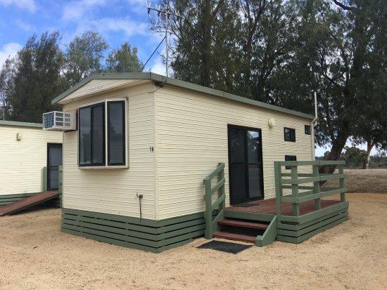 Waikerie, Avustralya: Ensuite Cabin
