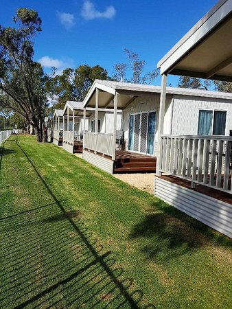 Waikerie, Avustralya: Riverfront Cabin