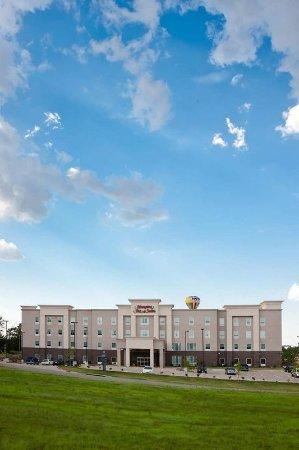 Hampton Inn & Suites by Hilton Denison: Welcome to the Hampton Inn & Suites Denison