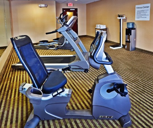 Perry, OK: Fitness Center