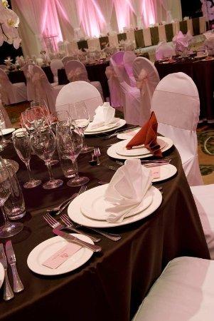 Hilton Vancouver Metrotown: Wedding Reception