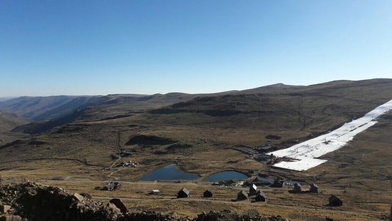 Butha-Buthe, Lesotho: When there's no snow but afriski makes a plan!