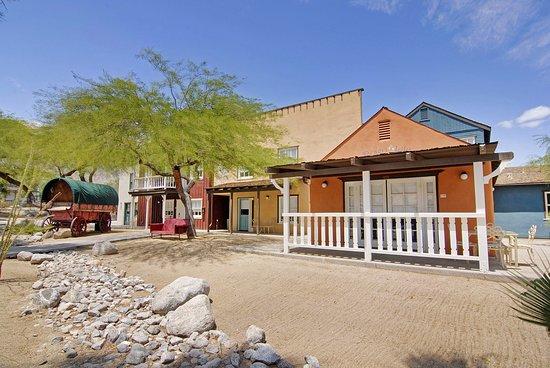 Foto de Palm Canyon Hotel & RV Resort