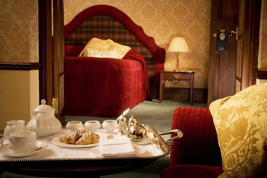 Scone, UK: Junior Suite