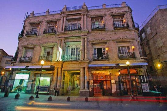 Cheap Hotels In Jerusalem Old City
