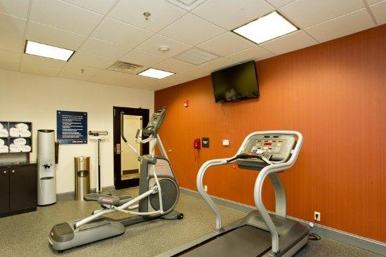 Inwood, Δυτική Βιρτζίνια: Fitness Center