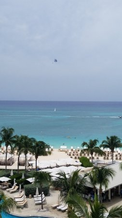 The Ritz-Carlton, Grand Cayman: View from room #629
