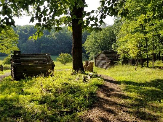 Morristown, Nueva Jersey: Jockey Hollow