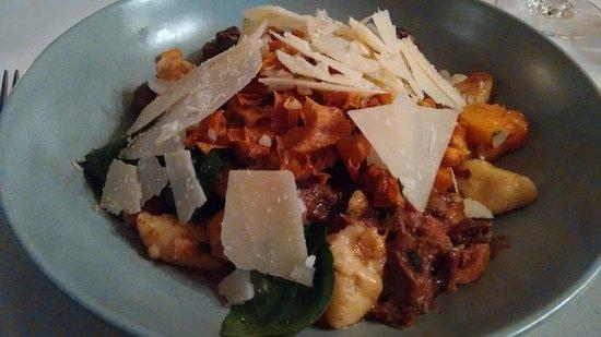 Il Cacciatore Restaurant: Beef Cheek Gnocchi