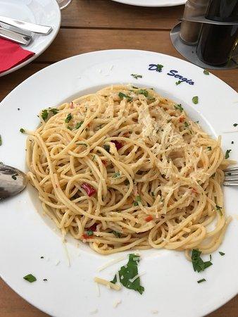 Duderstadt, Germany: Ein kleiner perfekter Lunch!