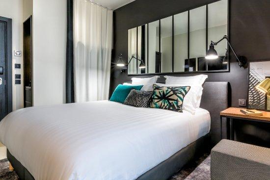 Laz Hotel Spa Urbain Paris Voir Les Tarifs 131 Avis Et 197 Photos