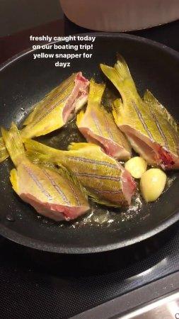Haiku, Hawaje: Catch and cook!!!