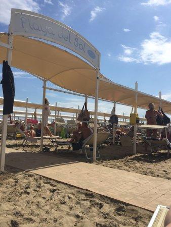 La Playa fantastica - Picture of Playa del Sol, Riccione - TripAdvisor