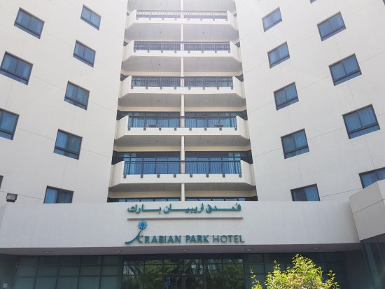 Arabian Park Hotel: 20170825_105639_large.jpg