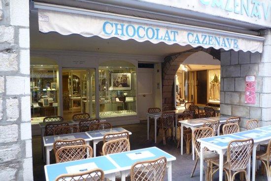 Chocolat Cazenave