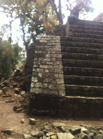 Copan Ruinas: mayan ruins