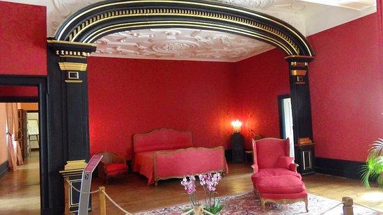 Chateau de Modave : une autre chambre