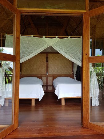 Kingfisher Ecolodge: Twin bungalow
