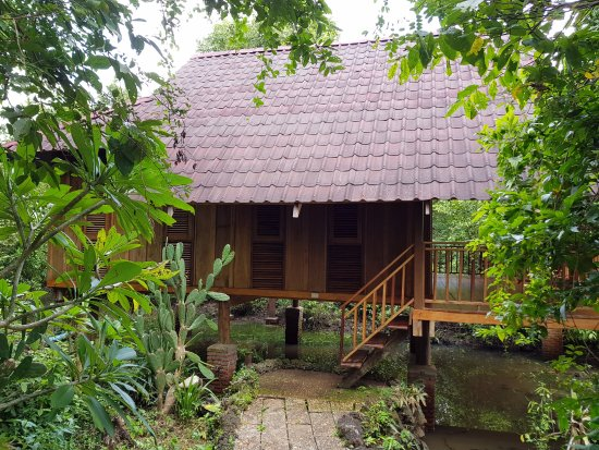 Ban Khiet Ngong, Laos: one of the bungalows