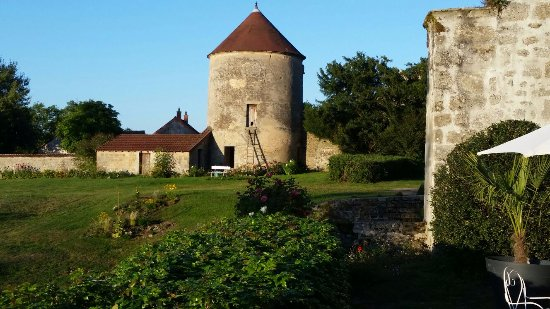 Chateau de Morlet