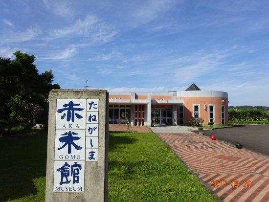 Kumage-gun Minamitane-cho, Nhật Bản: たねがしま赤米館