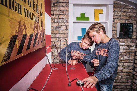 Liepaja, Letland: Interesting puzzles