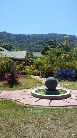 Casa De Leela : Interno del residence e panorama