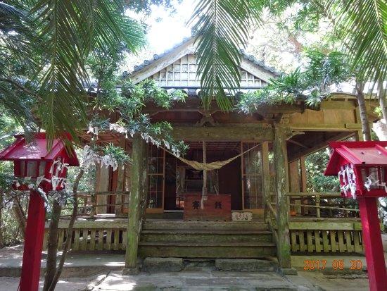 Kumage-gun Minamitane-cho, Nhật Bản: 宝満神社